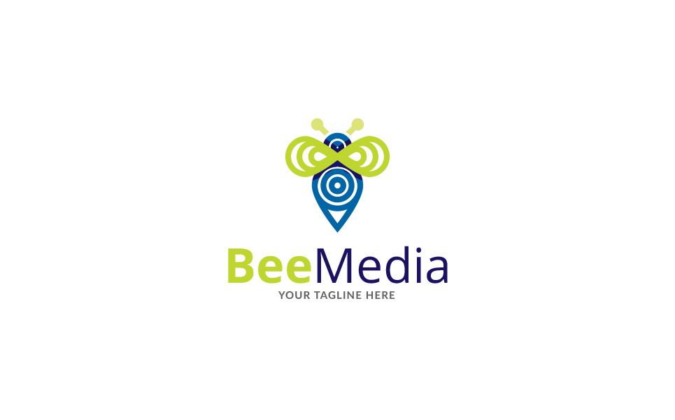 Bee Brand Design Logo Template