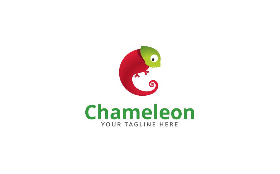 Chameleon News Logo Template