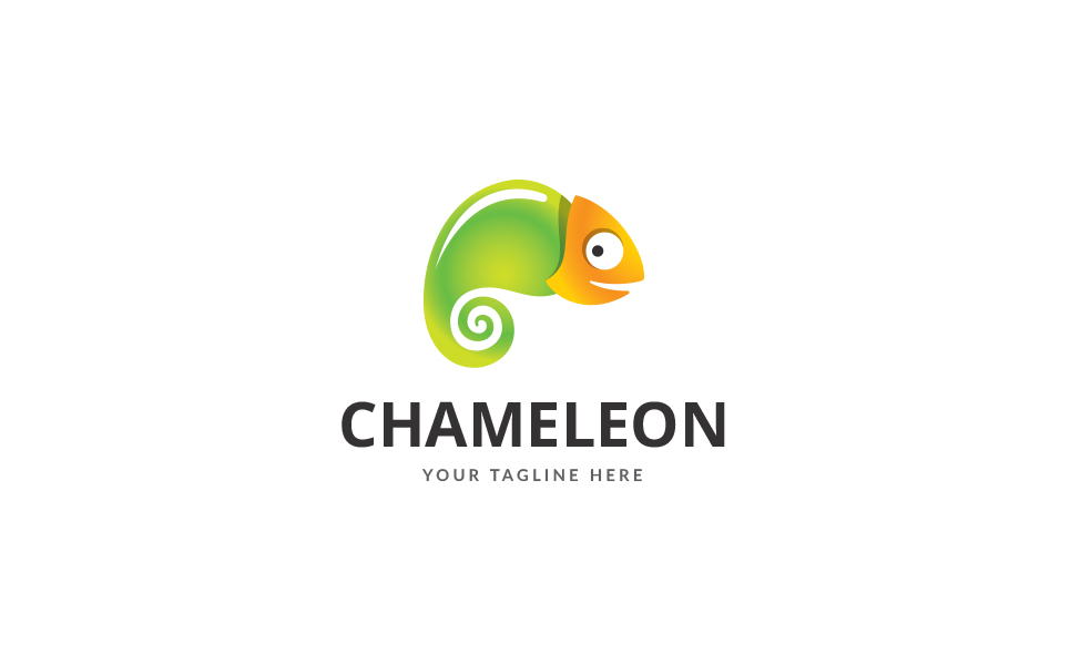 Chameleon Corporate Logo Template